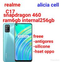 realme C17 6/256 ram6gb internal256gb garansi resmi realme