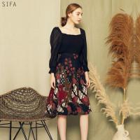 Sifa Skirt - Rok Batik Wanita