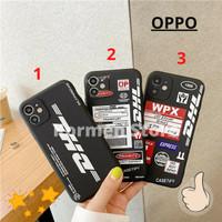 Casing Hp OPPO F1 F3 F5 F7 F11 PRO PLUS A71 A83 Softcase Motif DHL