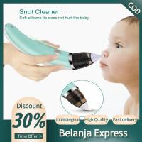 Baby Nasal Aspirator Electric/Alat sedot ingus bayi elektrik/Nose Clea - Hijau