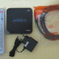 Android smart tv box zteb760h