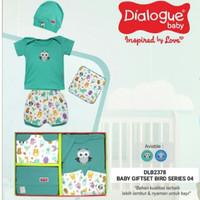 DIALOGUE BABY GIFT SET - 2378
