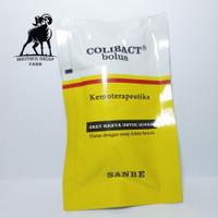 COLIBACT bolus obat mencret Batuk Flu Sapi Domba