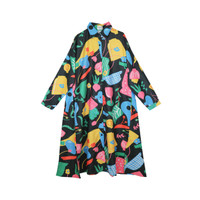Nadjani - Dress Zhu - Noir