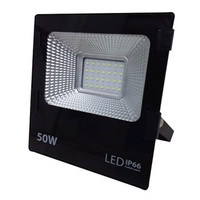 Lampu Sorot LED 50W Flood Light 50 W Tembak Outdoor 50 Watt
