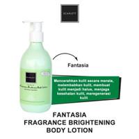 SCARLET WHITEING body lotion fantasia