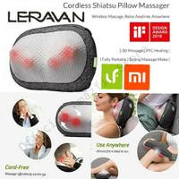 Xiaomi LF Lefan Hot Pillow Massage Bantal Pijat Hangat