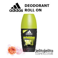 ADIDAS PURE GAME ROLL ON / DEODORANT ROLL ON FOR MEN 40ML