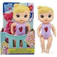 Boneka Baby Alive Heartbeat Doll dengan Suara Bayi dan Hati Menyala