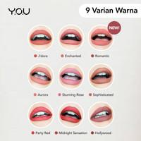 YOU Luscious Lip Cream [ All Day matte Finish]