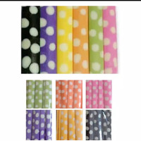 Elmer Chocolate Stick Dot Decoration 100gr