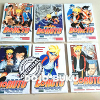 Komik KOMPLIT Boruto Naruto Next Generation by Masashi Kishimoto