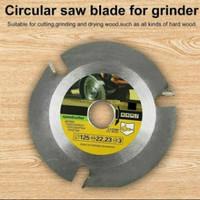 """circular saw 5""""/mata pisau kayu 5""""/ pisau potong kayu"""
