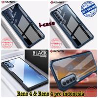RZANTS Clear Case Reno 4 - casing cover oppo reno4 Pro indonesia ori