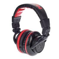 Numark Red Wave Carbon - Professional Standard Over-Ear DJ Headphones