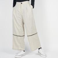 Dailys Cullotes Pants Celana Panjang Wanita Linen Premium Quality