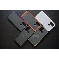 Samsung Y30/Y50 SOFT CASE MATTE COLORED FROSTED