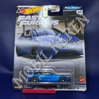 Hot Wheels Premium Fast & Furious Full Force Jaguar XE SV Project 8