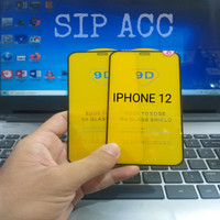 Tempered Glass IPHONE 12 Full Cover