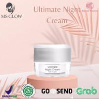 Ultimate Night Cream MS GLOW (Anti Aging)