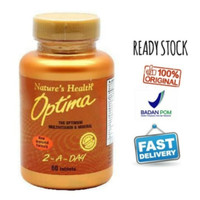Natures Health Optima 2 A Day 60 Tablet