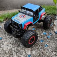 RC Rock Crawler Hero Cars - Mainan RC Mobil Off Road
