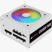 CORSAIR CX550F RGB - 550W 80+ BRONZE FULLY MODULAR