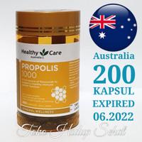 Healthy Care Propolis 1000 mg 200 Kapsul