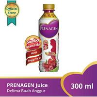 Prenagen Liquid Juice Pome Grape 300ml Minuman Jus Hamil