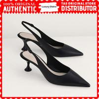 Sepatu Heels Pedro Original Store MB231 - Black Polos, 35