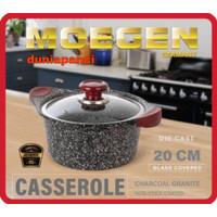 Moegen Germany Casserole / Stock Pot 20cm Granite Series