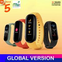 XIAOMI MI BAND 5 SMARTBAND AMOLED MULTI LANGUAGE SMART WATCH MIBAND 5 - GLOBAL VERSION