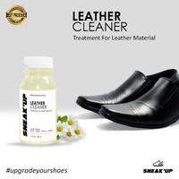 Sneak Up Leather Cleaner | Sabun Cuci Sepatu Wax Leather
