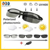 Kacamata Anti Silau Siang & Malam Photocromic & Polarized Sunglasses