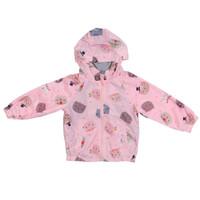 Jacket Windbreaker Animal PINK Girl - MOEJOE