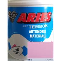 Cat Tembok 5 Kg TERMURAH Aries Avitex Avian Pink Muda (Lily Pink 685)