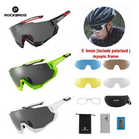 Kacamata Sepeda Rockbros Polarized Photochromic Anti UV Best Seller