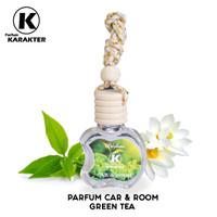 Parfum Mobil & Ruangan aroma Green Tea - Model Gantung Uk 10ml