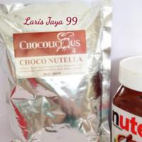 BUBUK COKLAT NUTELA 500 GRAM