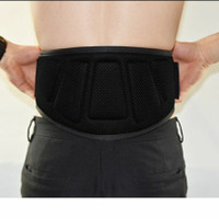 Alpha Power Belt Sabuk Gym Lifting Belt Back Support