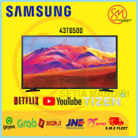 SAMSUNG 43T6500 LED Smart TV 43 Inch Full HD HDR DVB-T2 Wifi Bluetooth