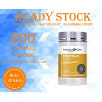 HEALTHY CARE PREMIUM PROPOLIS 3800 MG 200 KAPSUL
