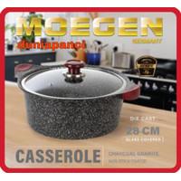 Moegen Germany Casserole / Stock Pot 28 cm Granite Series
