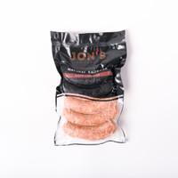 Sweet Italian Sausage 500 gr