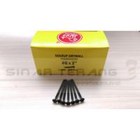 Sekrup Drywall L 6x2 inch | Sekrup Gypsum 5cm 1 dus 200pcs