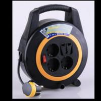 Yunior Kabel Roll Turbo 20Mtr + Saklar - LY 118SK
