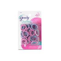 Goody Love ouchless 30518 mini braided elastics 50ct ikat rambut