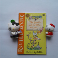 Buku Dongeng The Giraffe and the Pelly and Me