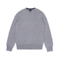 BRP Italian Merino Crewneck Sweater Grey