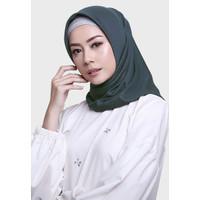 Hijab Wanita Shazfa Plain Scarf Voal Diario